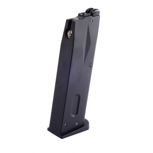 pistola beretta m92 airsoft + 3000 bbs plasticos + red gas