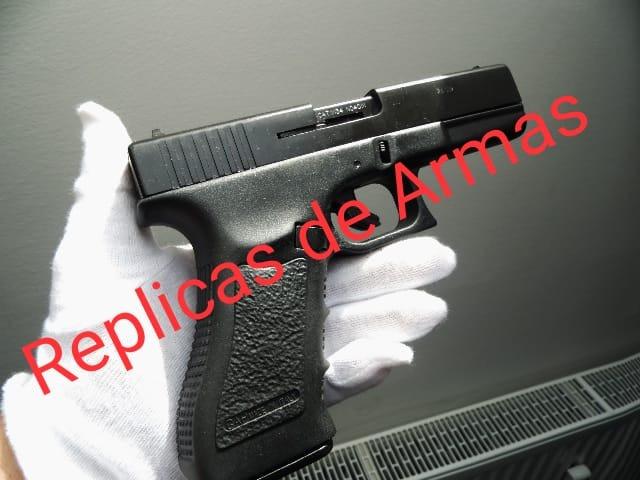 Pistola Bruni Glock 17 P A Calibre 9mm 7 350 99 En Mercado Libre