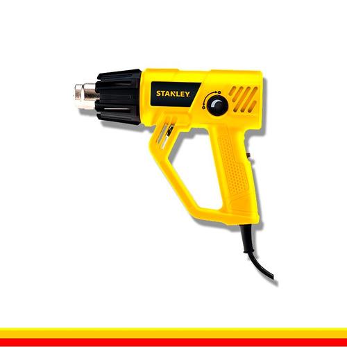 pistola calor 1800w temp variab 60-900º maletin y accesorios