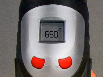 pistola calor skil 8005 decapadora maleta display lcd