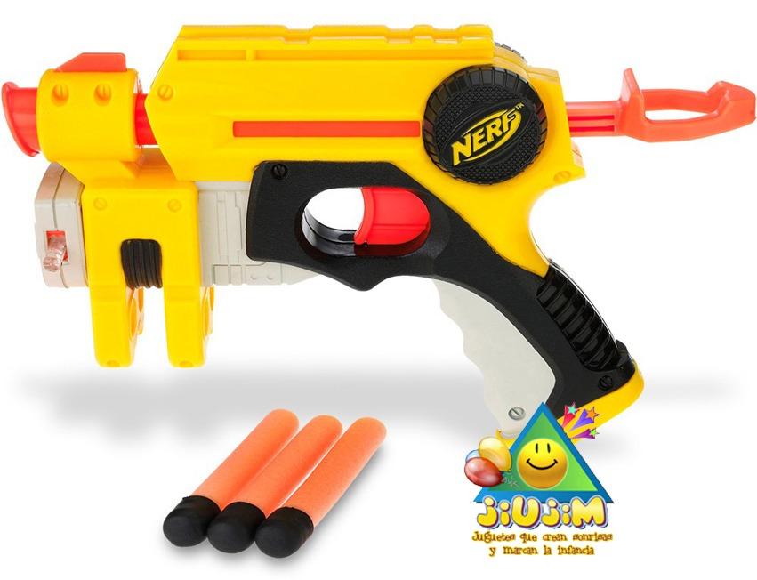 ... Nerf-Pistola-Pistola-De-Dardos-C-307A-Tire-