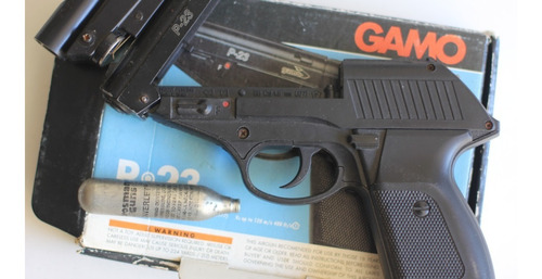 pistola co2 gammo p23