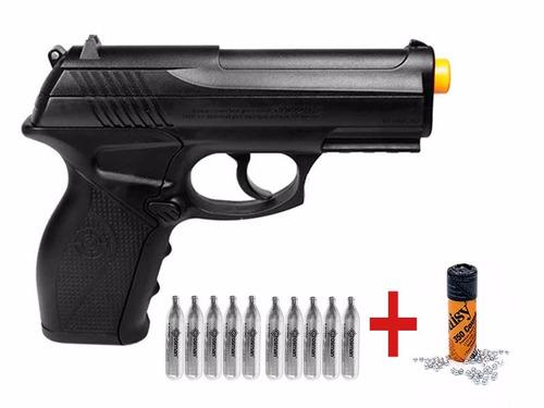 pistola crosman co2 super promo  c11 480pps preguntaxenvío