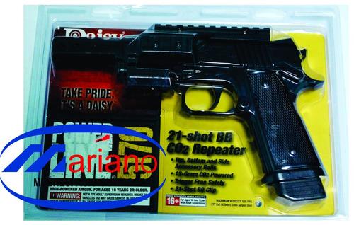 pistola daisy co2 4.5mm (marianooutdoor)