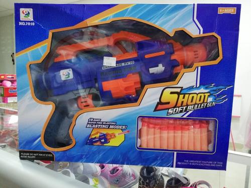 pistola dardos grande