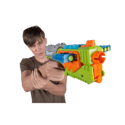 pistola dardos lanza bichos swarm seeker xshot babymovil