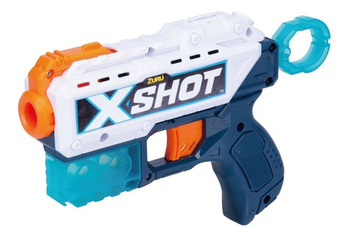pistola dardos recoil xshot zuru
