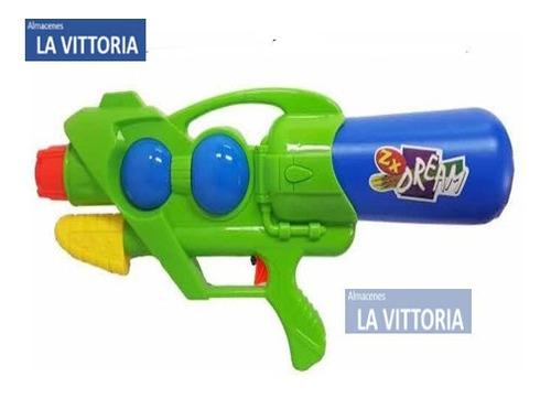 pistola de agua carnavalera