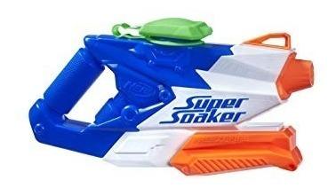pistola de agua nerf super soaker freezefire lanza 11 mts