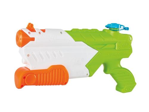 pistola de agua nerf wash ourt lanza agua hasta 11 metros
