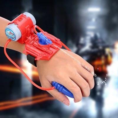 pistola de agua para la mano