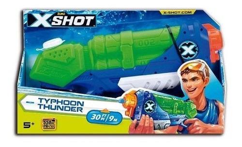 pistola de agua - water blaster - thyphoon thun (no envios)