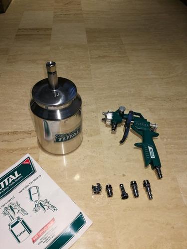 pistola de aire para compresor, capa base, marca tótal
