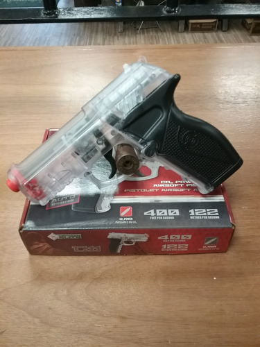 pistola de airsoft co2 crosman elite modelo c11