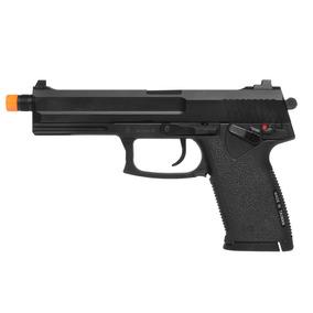 Pistola De Airsoft À Gás Gbb Green Gás Mk23 Full Metal - H&k