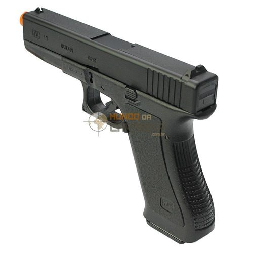 pistola de airsoft glock g7 hp spring cal 6 mm - kwc