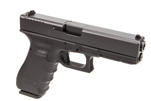 Pistola De Airsoft We Glock G17 Gen 3 Gbb Cal  6mm