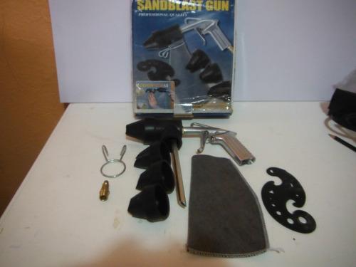 pistola de arenar sandblast gun