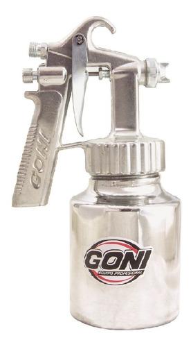 pistola de baja presin para pintura vinli goni gon28vinilica