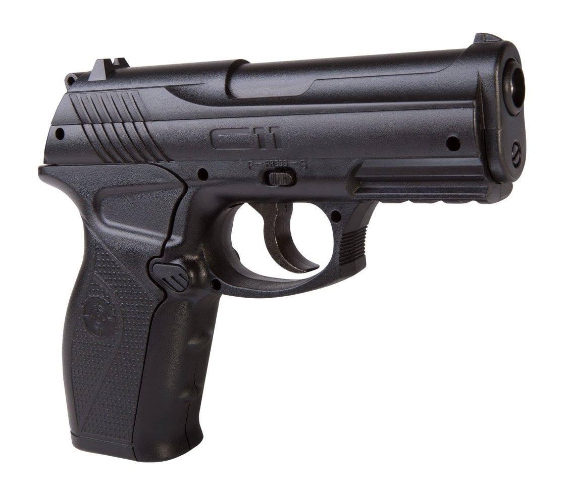 Pistola De Balin Metálico Crosman Mod C11 De Co2 Polímero - $ 899.00 ...