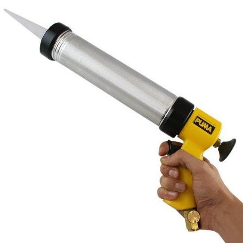 pistola de calafetagem pneumática 1/4'' at6042 puma
