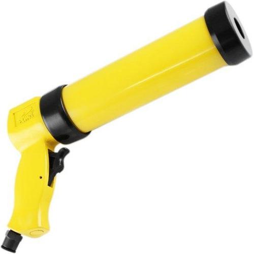 pistola de calafetagem pneumática tubo 1/4'' at6040 puma