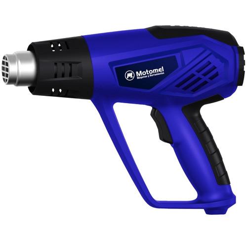pistola de calor 2000w motomel mpc20l nueva garantía