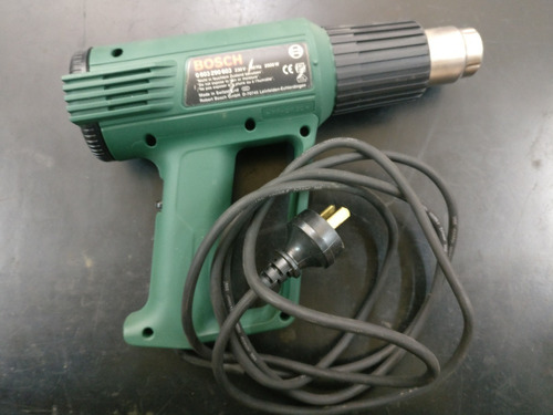 pistola de calor bosch phg 600-2ce