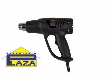 pistola de calor medidor temp. 2000w deep d0263