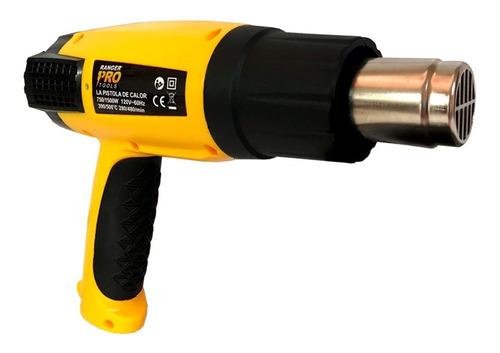 pistola de calor termoencogible 1500wt 2 temperaturas