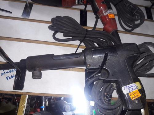 pistola de clavo ramset e hilty