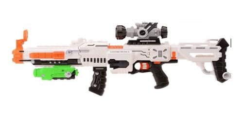 pistola de dardos tipo nerf tack pro sniper 75 cm 31009 edu