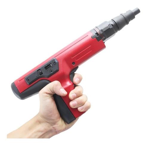 pistola de fixação fincapino c/ maleta pra-10 walsywa
