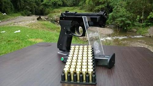 pistola de fogieo ekol jachal dual compact new envio gratis