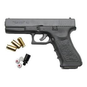 Pistola De Fogueo Bruni Modelo Gap 9 Mm