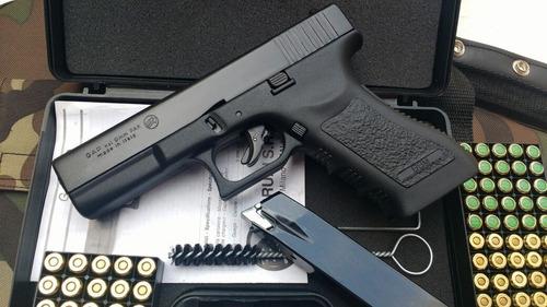 pistola de fogueo legal glock 17 tienda autorizada lima