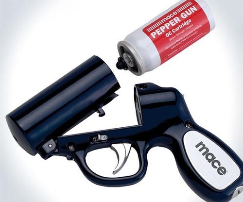pistola de gas pimienta