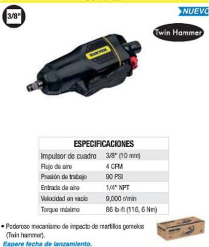 pistola de impacto neumatica 3/8 surtek oferta pi438