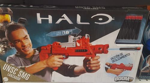 pistola de juguete halo de dardos de mattel