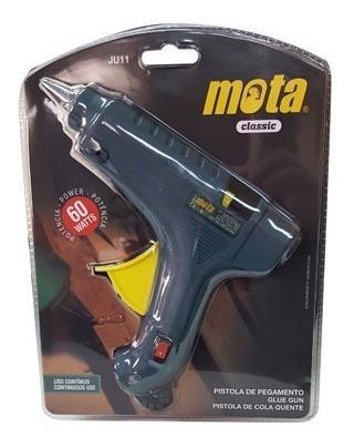 pistola de pegamento 11mm 60 watts mota ju11 ahora