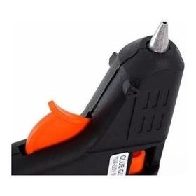 Pistola De Pegar   W 220v Calor Barritas Silicona Tela Arte