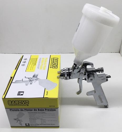 pistola de pintar barovo baja presion hvlp auto zona norte