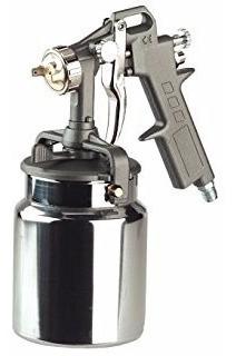 pistola de pintar michelin cierre con abrazaderas 1lts