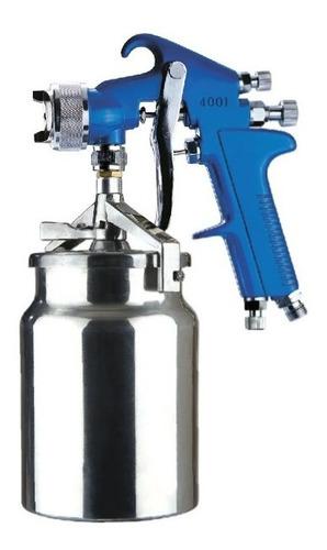 pistola de pintar para compresor profesional duroll 4001s