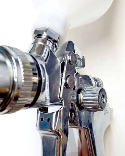 pistola de pintar por gravedad hvlp bta profesional verashop