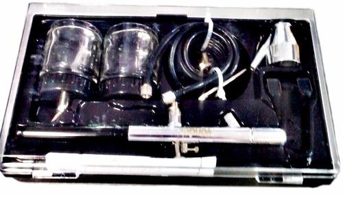 pistola de pintura aerógrafo