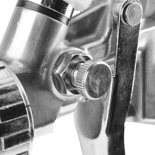 pistola de pintura de gravidade bico 1,5mm as 162aa puma