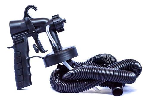 pistola de pintura pulverizador compressor tinta verniz 110v