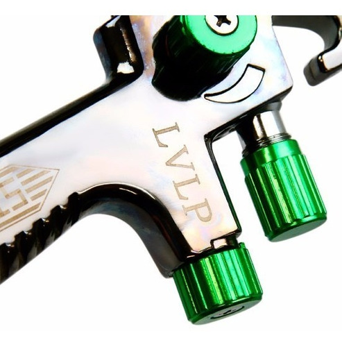 pistola de pìntura profissional steula lvlp com bico 1.3mm