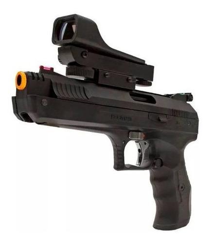 pistola de pressão beeman 2006 5.5mm p17 new red dot